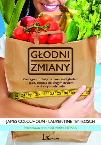 Okładka książki/ebooka Głodni zmiany