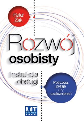 Okładka książki/ebooka Rozwój osobisty. Instrukcja obsługi