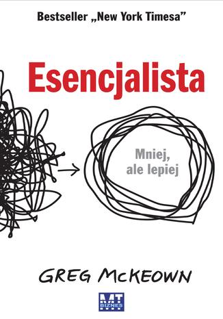 Okładka książki Esencjalista