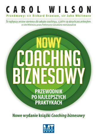 Okładka książki Nowy coaching biznesowy