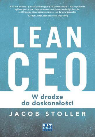 Okładka książki/ebooka Lean CEO