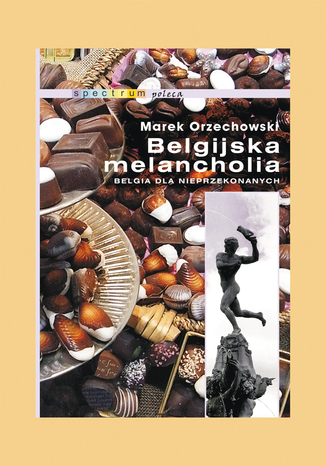 Okładka książki Belgijska melancholia