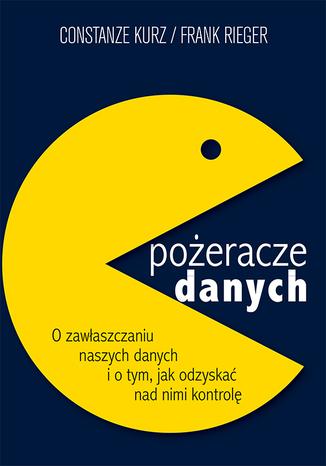 Okładka książki Pożeracze danych