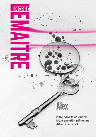 Okładka książki/ebooka Alex