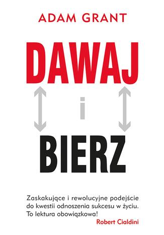 Okładka książki/ebooka Dawaj i bierz