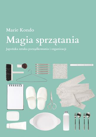 Okładka książki/ebooka Magia sprzątania