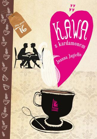 Okładka książki/ebooka Kawa z kardamonem