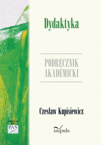 Okładka książki/ebooka Dydaktyka