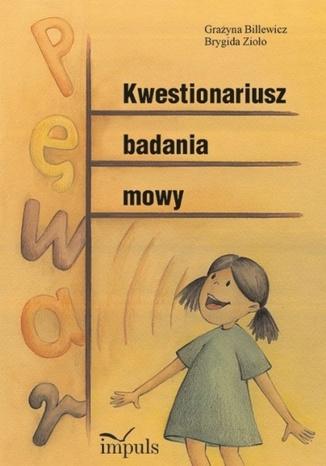 Kwestionariusz badania mowy