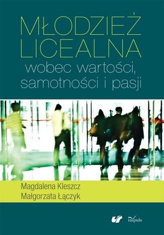 Okładka książki Mlodzież licealna