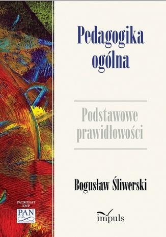 Okładka książki/ebooka Pedagogika ogólna
