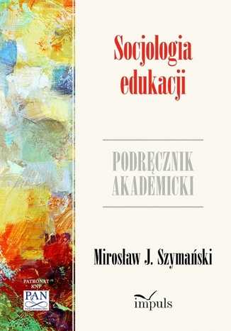 Okładka książki Socjologia edukacji