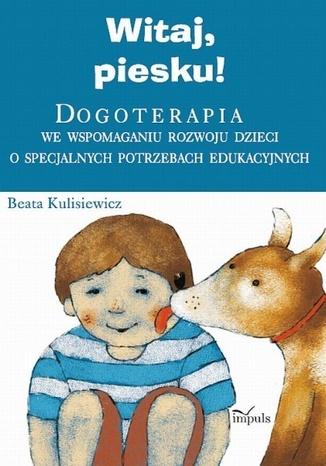 Okładka książki/ebooka Witaj piesku