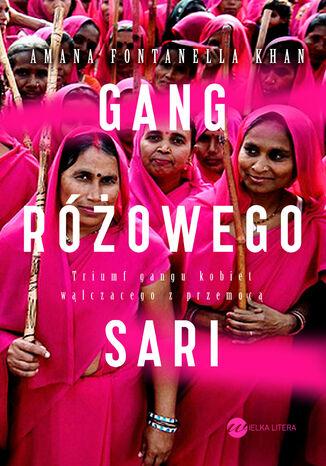 Okładka książki/ebooka Gang różowego sari