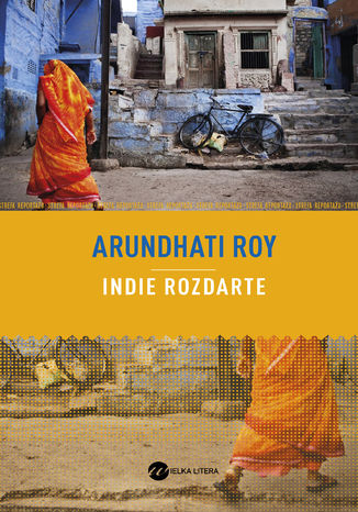 Okładka książki/ebooka Indie rozdarte