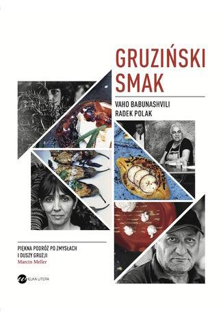Okładka książki Gruziński smak