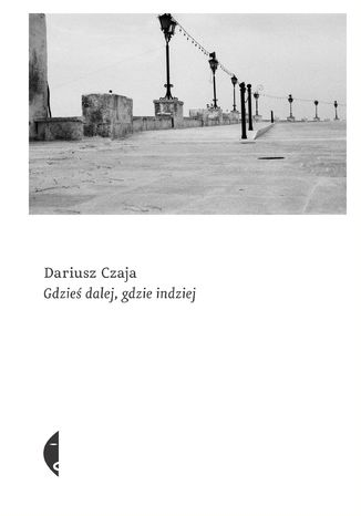 Okładka książki/ebooka Gdzieś dalej, gdzie indziej
