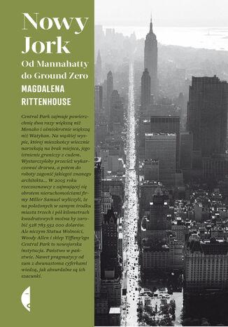Okładka książki/ebooka Nowy Jork. Od Mannahatty do Ground Zero