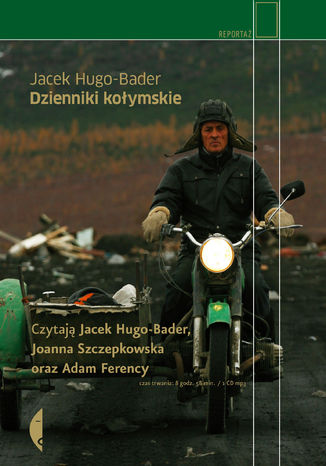 Okładka książki/ebooka Dzienniki kołymskie