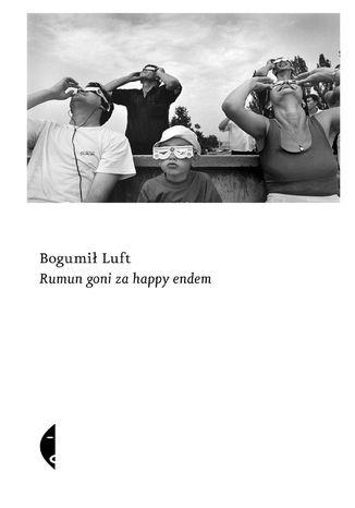 Okładka książki Rumun goni za happy-endem