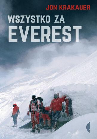 Okładka książki/ebooka Wszystko za Everest