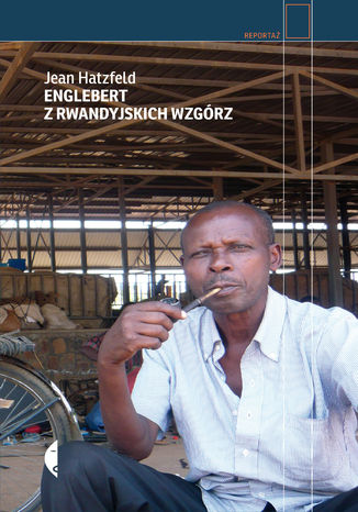 Okładka książki Englebert z rwandyjskich wzgórz