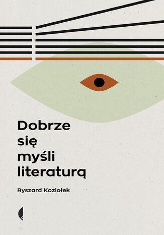 Okładka książki/ebooka Dobrze się myśli literaturą