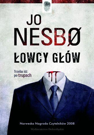 Okładka książki/ebooka Łowcy głów