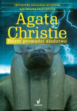 Okładka książki/ebooka Poirot prowadzi śledztwo