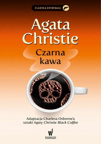 Okładka książki/ebooka Czarna kawa