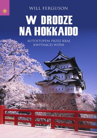 Okładka książki W drodze na Hokkaido