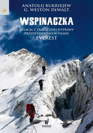 Okładka książki/ebooka Wspinaczka