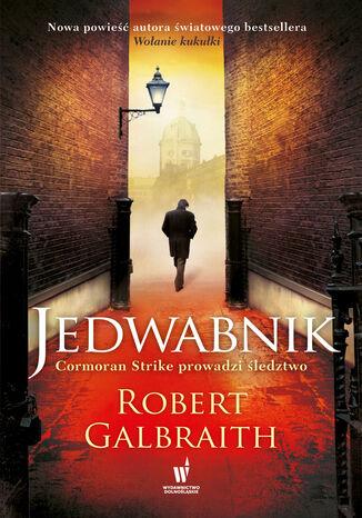 Okładka książki Jedwabnik