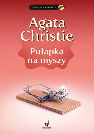 Okładka książki Pułapka na myszy