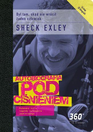 Okładka książki/ebooka Autobiografia pod ciśnieniem