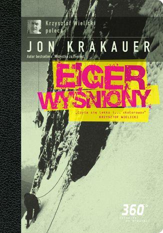 Okładka książki Eiger Wyśniony