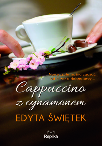 Okładka książki Cappuccino z cynamonem
