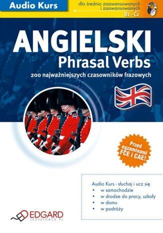 Okładka książki/ebooka Angielski Phrasal Verbs