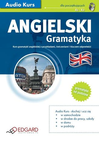 Okładka książki/ebooka Angielski Gramatyka
