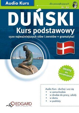 Okładka książki/ebooka Duński Kurs Podstawowy