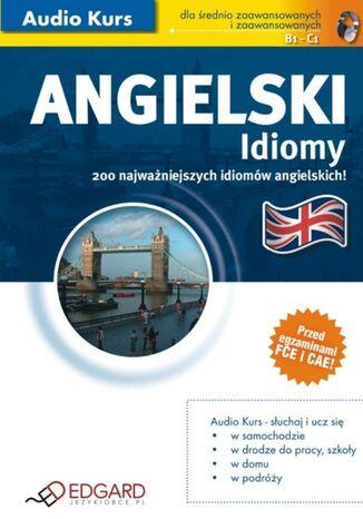Okładka książki/ebooka Angielski Idiomy