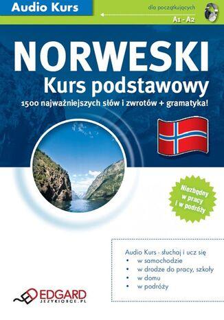 Okładka książki/ebooka Norweski Kurs Podstawowy