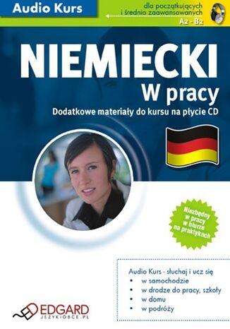 Okładka książki/ebooka Niemiecki w pracy