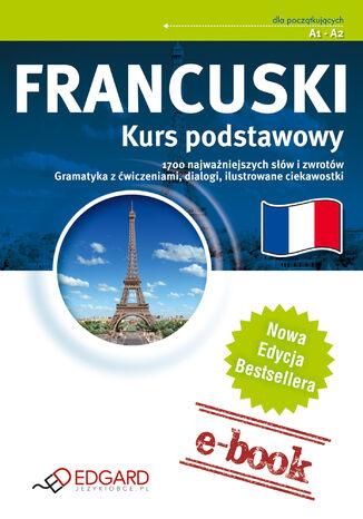 Okładka książki/ebooka Francuski Kurs podstawowy