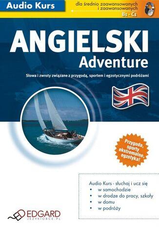 Okładka książki/ebooka Angielski Adventure