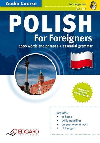 Okładka książki/ebooka Polish For Foreigners