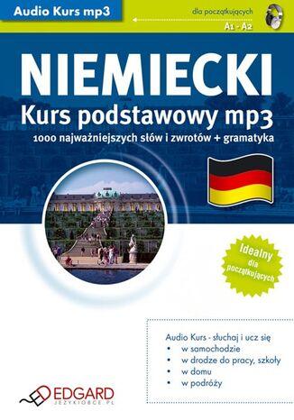 Okładka książki/ebooka Niemiecki Kurs podstawowy