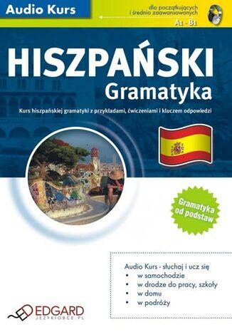 Okładka książki Hiszpański Gramatyka