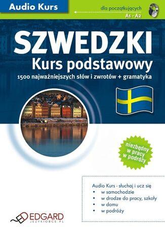 Okładka książki/ebooka Szwedzki Kurs Podstawowy