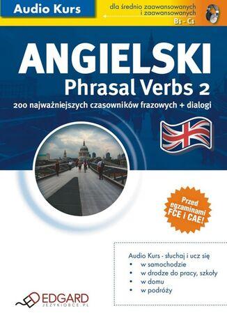 Okładka książki/ebooka Angielski Phrasal Verbs 2